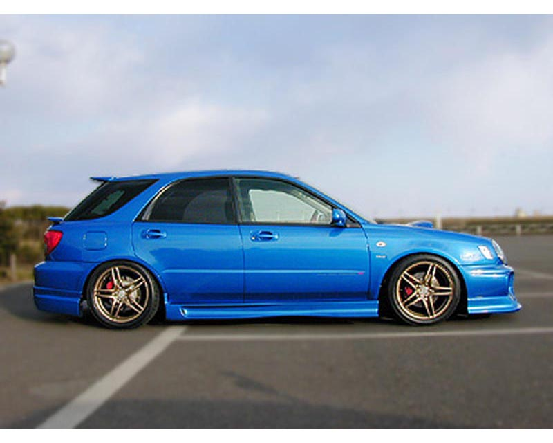 Liberal Side Skirts Wagon Subaru Wrx Sti
