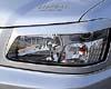 Liberal Fiberglass Eyebrows Subaru Forester - libfor04-eye