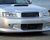 Image of Liberal Fiberglass Front Bumper Subaru Forester