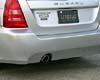 Image of Liberal Fiberglass Rear Bumper Subaru Forester