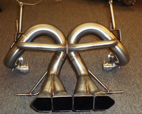 LNB Systems Performance Exhaust Lamborghini Aventador 11-13