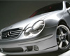 Image of Lorinser Edition Front Bumper Spoiler Mercedes-Benz C230 Coupe 01-07