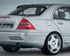 Image of Lorinser Edition Rear Bumper Spoiler Mercedes-Benz C230240320 01-07