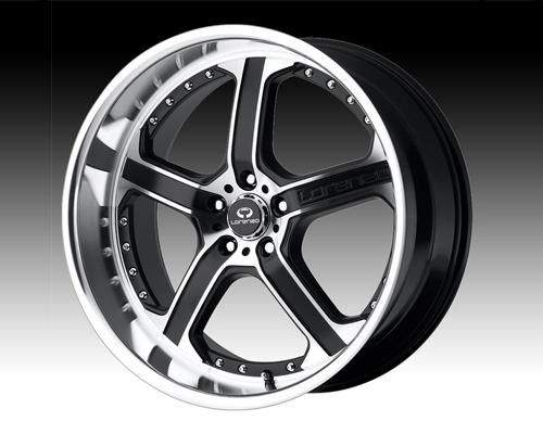 Image of Lorenzo WL021 Wheels 18x8 5x114.3