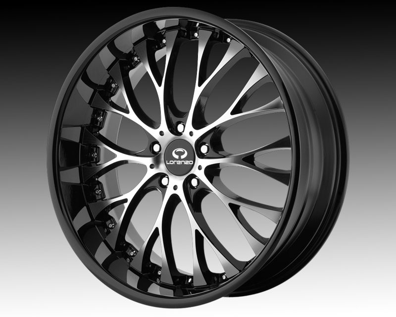 Image of Lorenzo WL027 Wheels 20x10 5x114.3