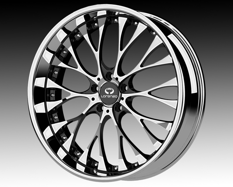 Image of Lorenzo WL027 Wheels 19x8 5x120