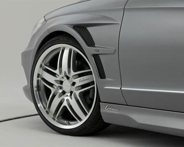 Lorinser Front Fender Set Mercedes-Benz C218 CLS550 CLS63 11+ - 488 9218 00