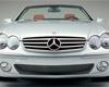 Image of Lorinser Edition Front Bumper Spoiler Mercedes-Benz SL-Class 03-06