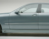 Image of Lorinser Edition Left Side Skirt wLong Wheelbase Mercedes-Benz S-Class 99-06