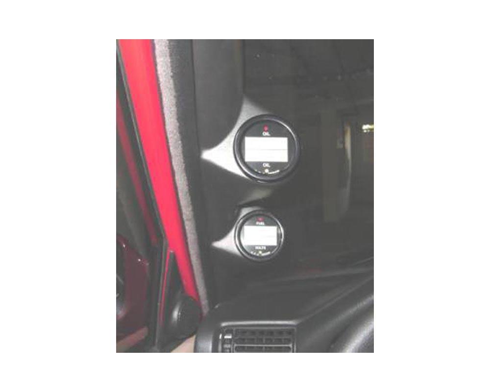 Lotek Dual A-Pillar Pod BMW E30 M3 86-92 - LTK-M3-2PLR