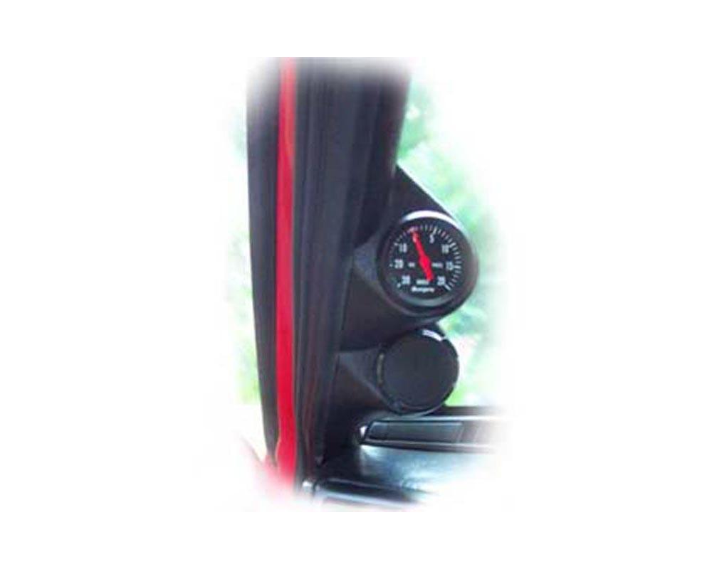 Lotek Dual A-Pillar Pod Volkswagen Golf MK2 85-92 - LTK-MK2-2PLR