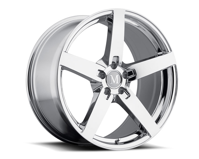 Mandrus Arrow Chrome Wheel 18x9.5 5x112 +25mm - MA-1895MAA255112C66