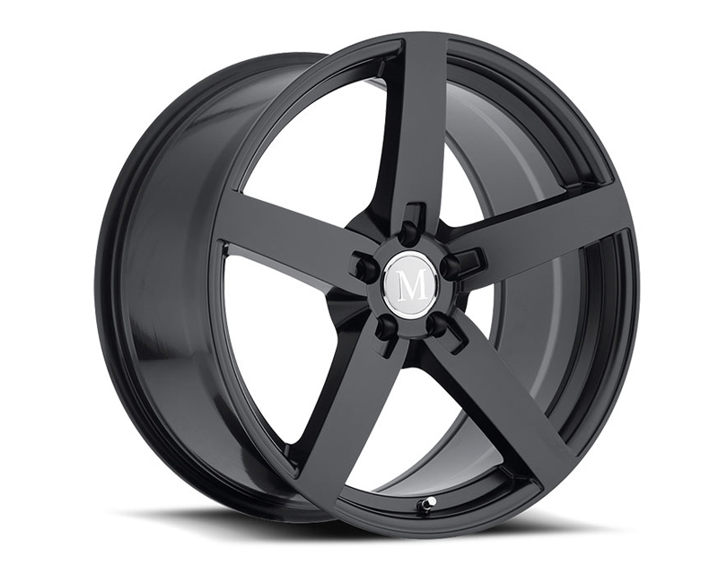 Mandrus Arrow Matte Black Wheel 20x8.5 5x112 +25mm - MA-2085MAA255112M66