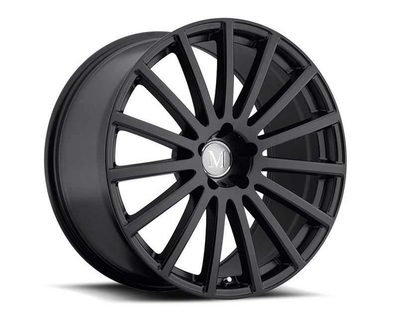 Mandrus Rotec Matte Black Wheel 22x10 5x112 +41mm - MA-2210MAC415112M66