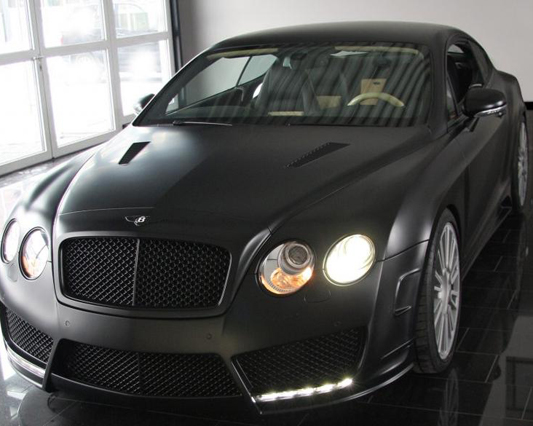 Mansory European Front Bumper Bentley Continental GT Speed 03-10 - 880 888 217