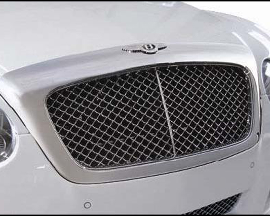 Mansory Chrome Radiator Grill Frame Bentley Continental Flying Spur 05-13 - 630 888 659