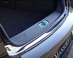 Mansory Chrome Trunk Loading Plate Bentley Continental Flying Spur 05-13 - 611 88LI 79