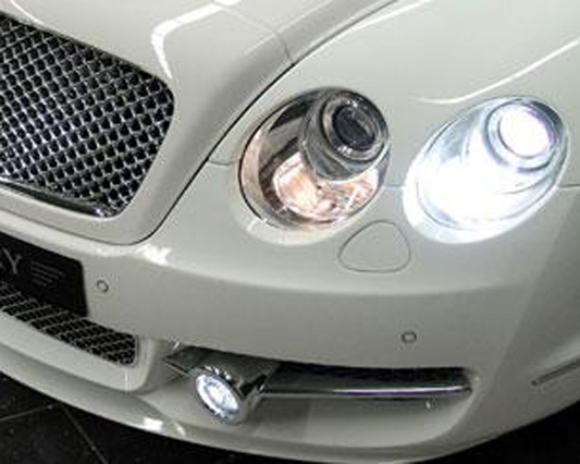 Mansory European Front Bumper Bentley Continental Flying Spur 05-13 - 611 88LI 17