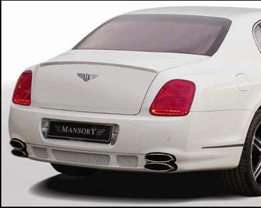 Mansory US Rear Bumper Bentley Continental Flying Spur Speed 05-13 - 880 88L 419