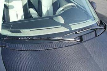 Mansory Carbon Cowl Panel Porsche 997 Carrera All Models 05-08 - 51 55 0510