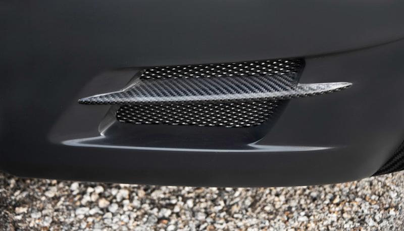 Mansory Carbon Styling Fins For Front and Rear Bumper Porsche 997 Carrera All Models 05-08 - 51 55 0500