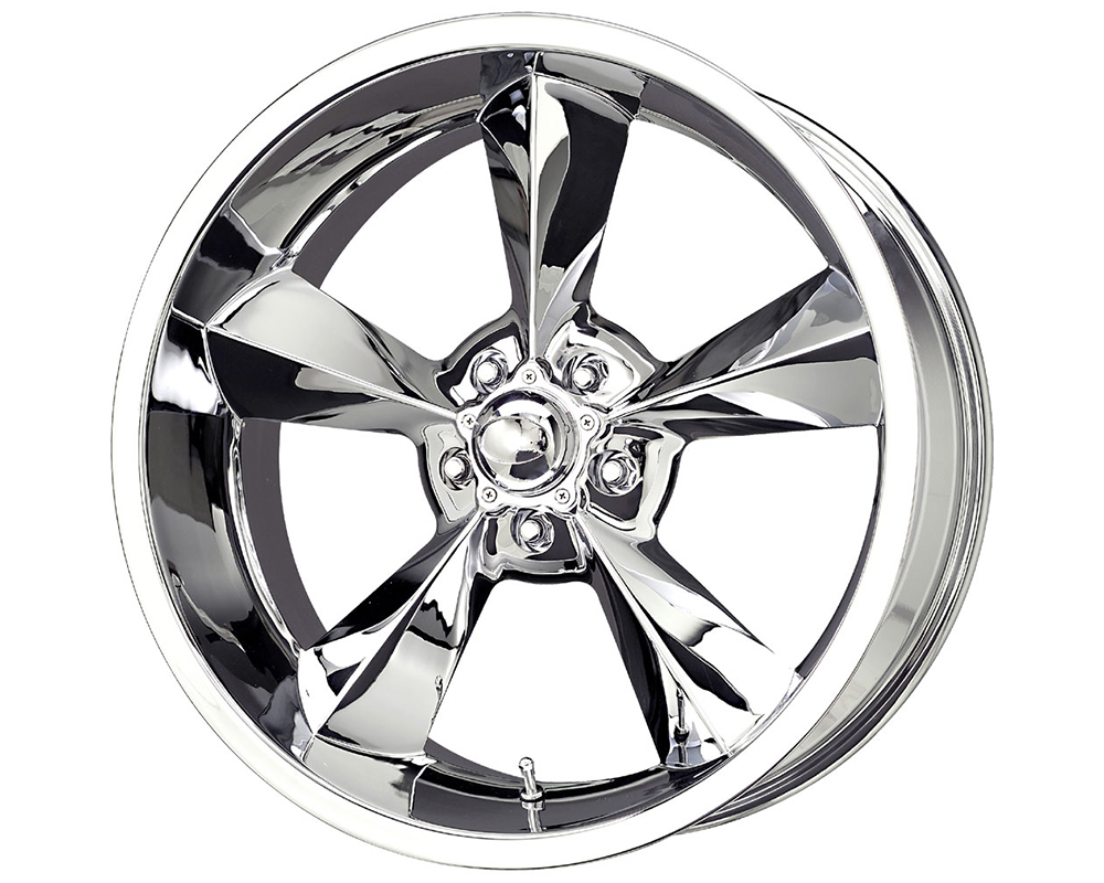MB Wheels Old School 18X8  5x114.3  0mm   Chrome - DT-23202