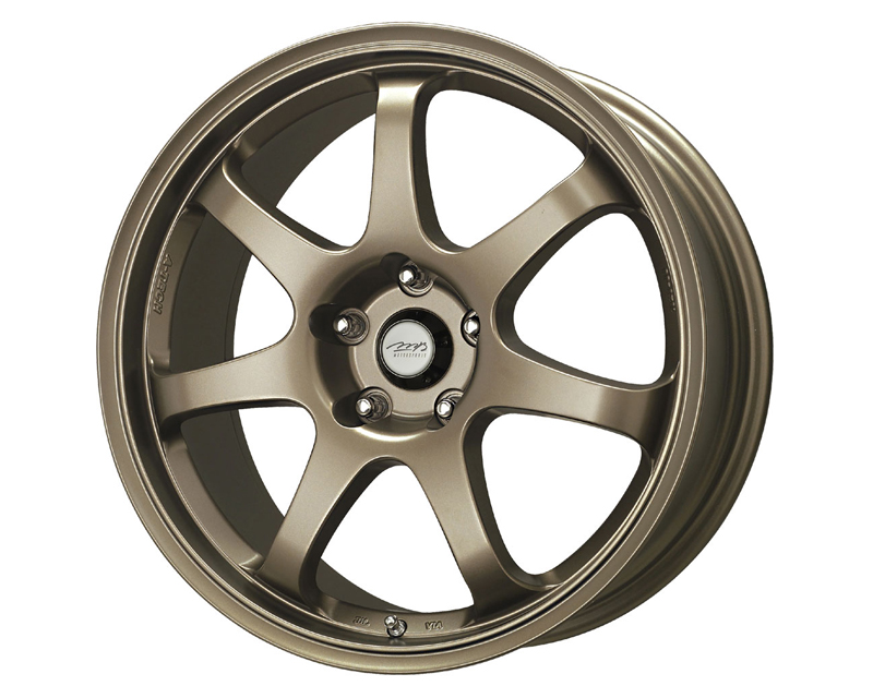 MB Wheels Weapon 17X7 5x114.3 43mm Bronze