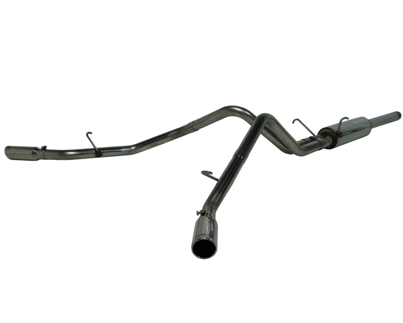 MBRP XP Series Cat Back Dual Split Side Exhaust Dodge Ram Hemi 1500 5.7L 04-05