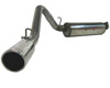 MBRP Pro Series Cat Back Single Side Exhaust Jeep Wrangler TJ 2.5/4.0L 00-06