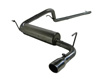 MBRP XP Series Cat Back Single Side Exhaust Jeep Wrangler 4dr 3.8L V6 07-12