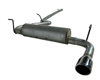 MBRP Performance Series Cat Back Single Side Exhaust Jeep Wrangler 4dr 3.8L V6 07-12