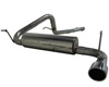 MBRP XP Series Cat Back Single Exhaust Jeep Wrangler JK 3.8L V6 2dr 07-09