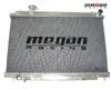 Image of Megan Racing Aluminum Radiator Nissan 350Z MT 03-06