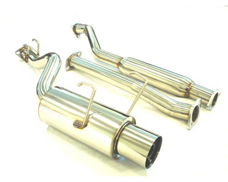 Megan Racing Catback Exhaust Honda Civic 2Dr 4Dr 01-04 - MR-CBS-G