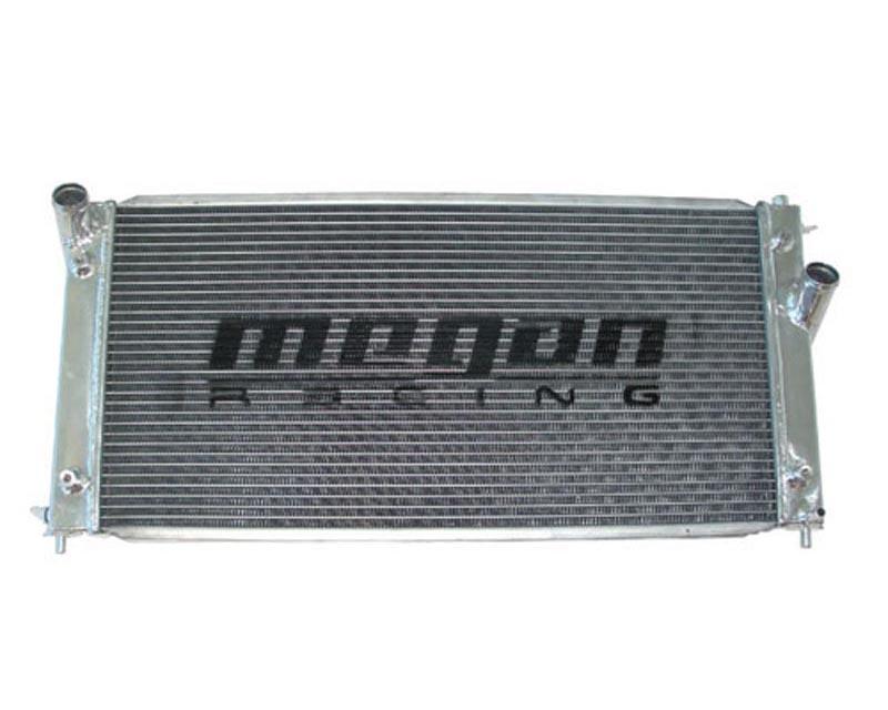 Megan Racing Aluminum Radiator Toyota Celica MT 00-06 - MR-RT-TCE00