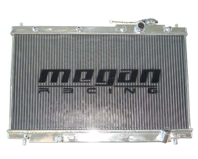 Megan Racing Aluminum Radiator Honda Civic MT 01-05 - MR-RT-HC01