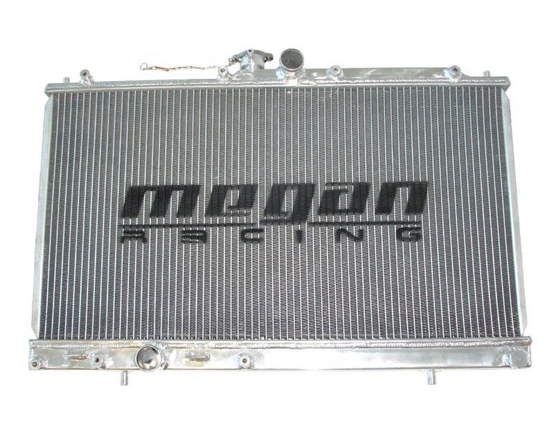 Megan Racing Aluminum Radiator Mitsubishi Lancer EVO 8 03-04 - MR-RT-MLE03