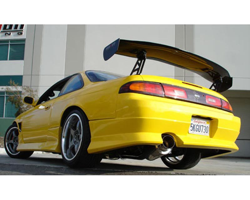 Megan Racing Catback Exhaust Nissan 240SX 95-98 - MR-CBS-NS15