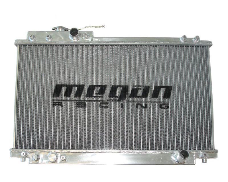Megan Racing Aluminum Radiator Toyota Supra MT 93-96 - MR-RT-TS93T