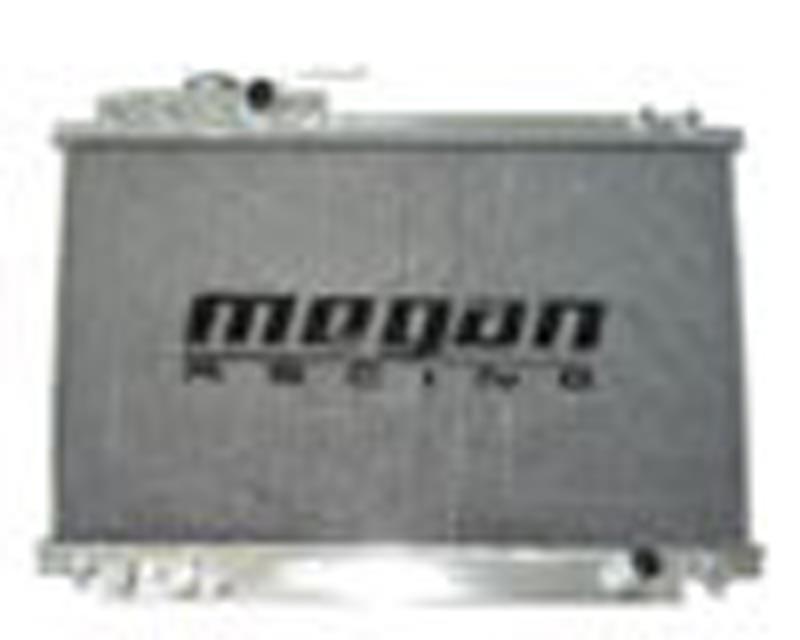 Image of Megan Racing Aluminum Radiator Toyota Supra MT 93-96