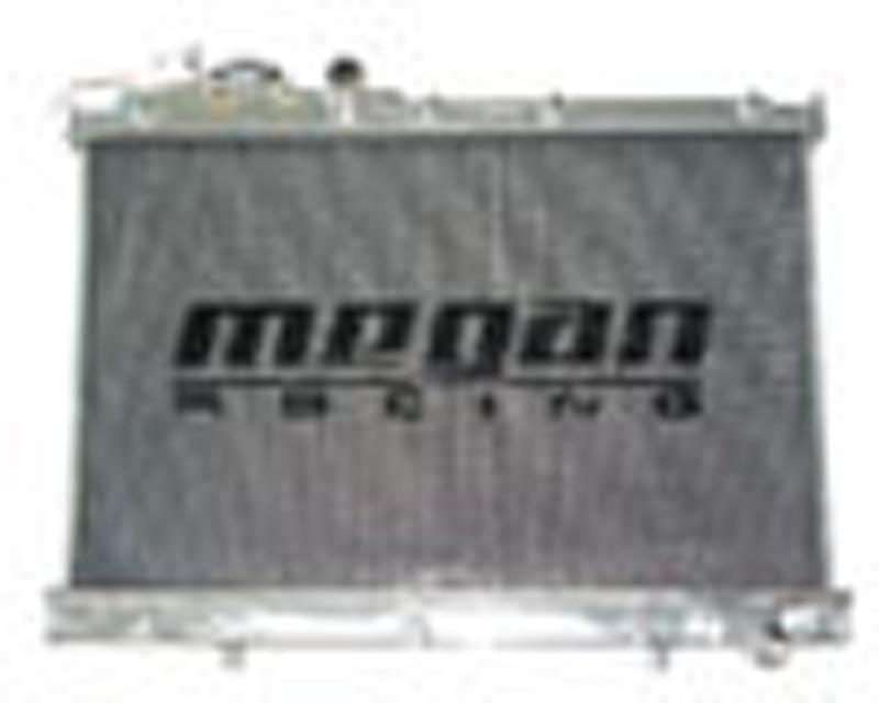 Image of Megan Racing Aluminum Radiator Toyota Celica GT 2.2L MT 94-99