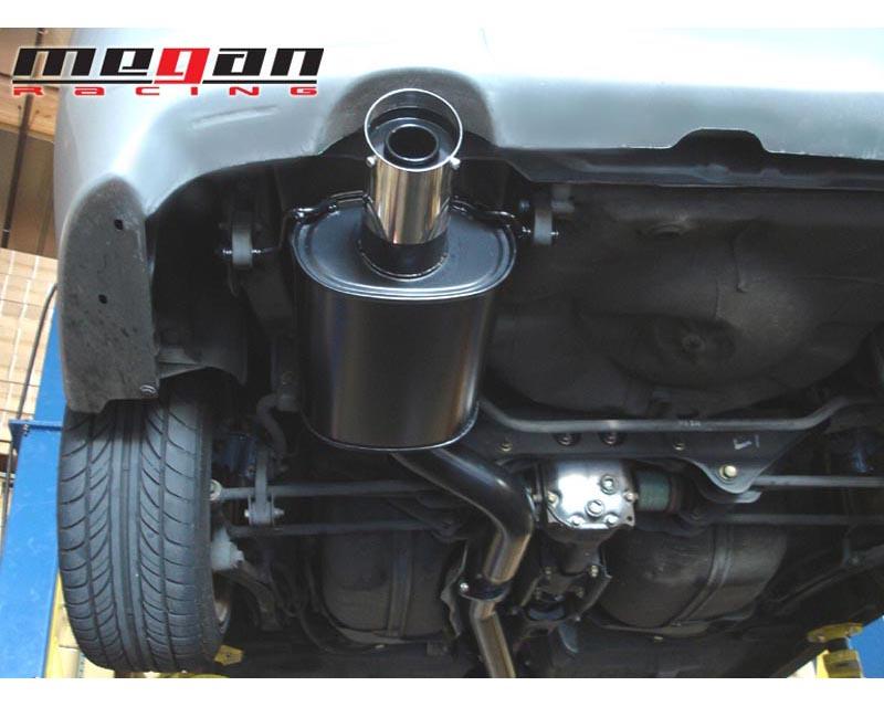 Megan Racing Catback Exhaust Subaru WRX STI 04-07 - MR-CBS-#A-OEB