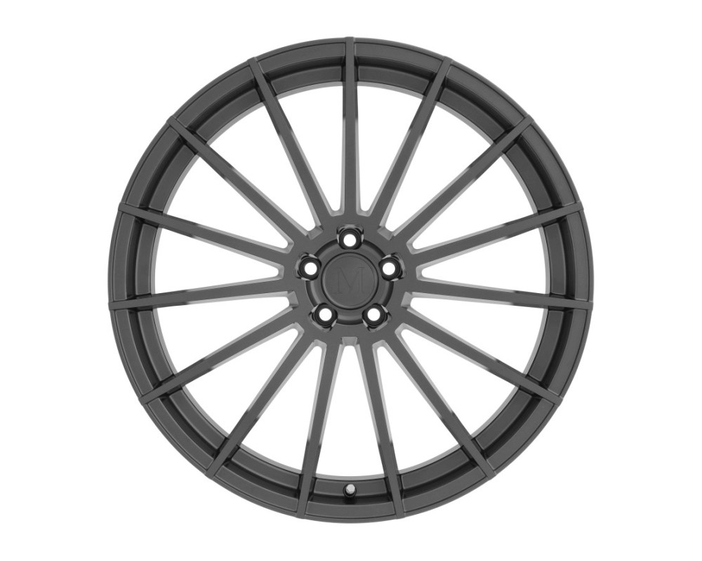 Mandrus Stirling Wheel 18x8.5 5x112 25mm Gloss Gunmetal - 1885MAN255112G66