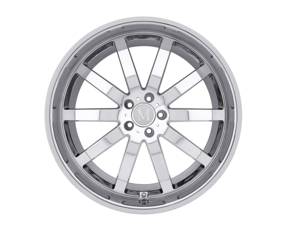 Mandrus Wilhelm Wheel 18x9.5 5x112 53mm Chrome - 1895MAW535112C66