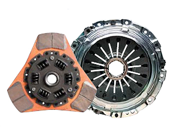 Cusco Thick Metal Clutch Kit Subaru WRX 05-14 - 666 022 G