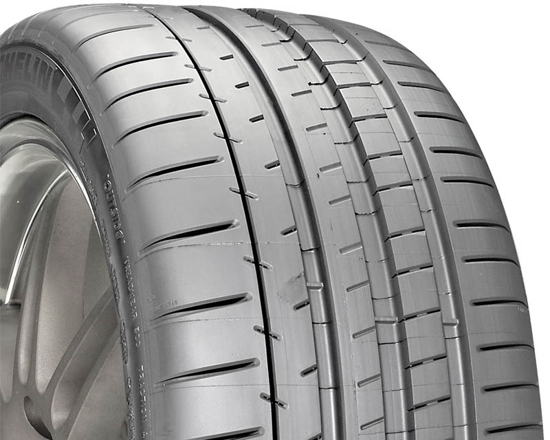 Michelin Pilot Super Sport Tires 345/30/20 106Y B Pil