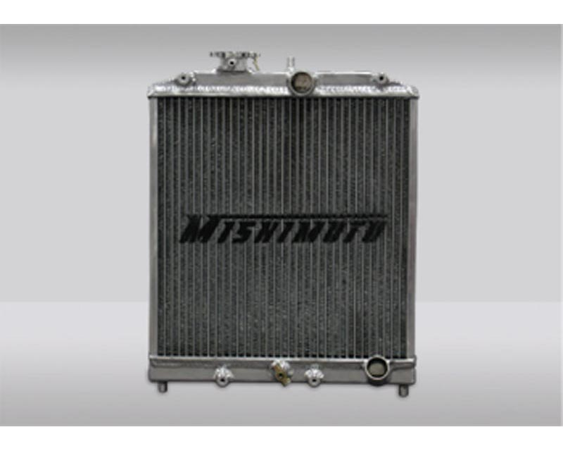 Mishimoto Performance Radiator Honda Civic Manual 92-00 - MMRAD-CIV-92