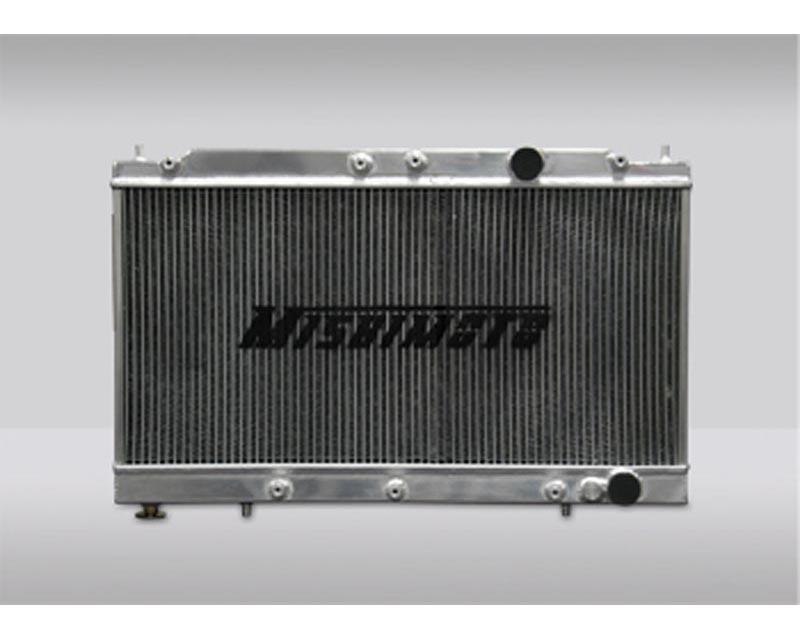 Mishimoto Performance Radiator Mitsubishi Eclipse Manual 90-94 - MMRAD-ECL-90