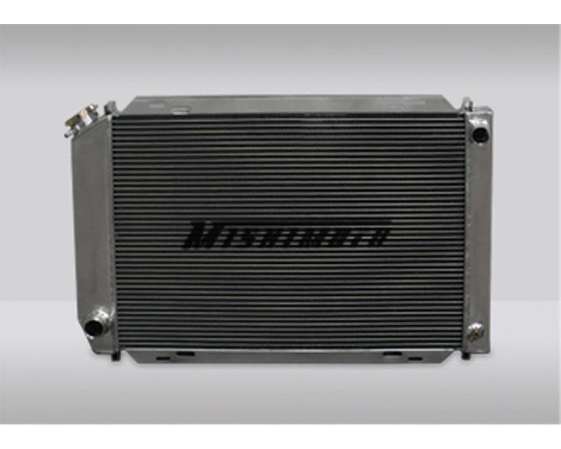 Mishimoto Performance Radiator Ford Mustang Manual 79-93 - MMRAD-MUS-79