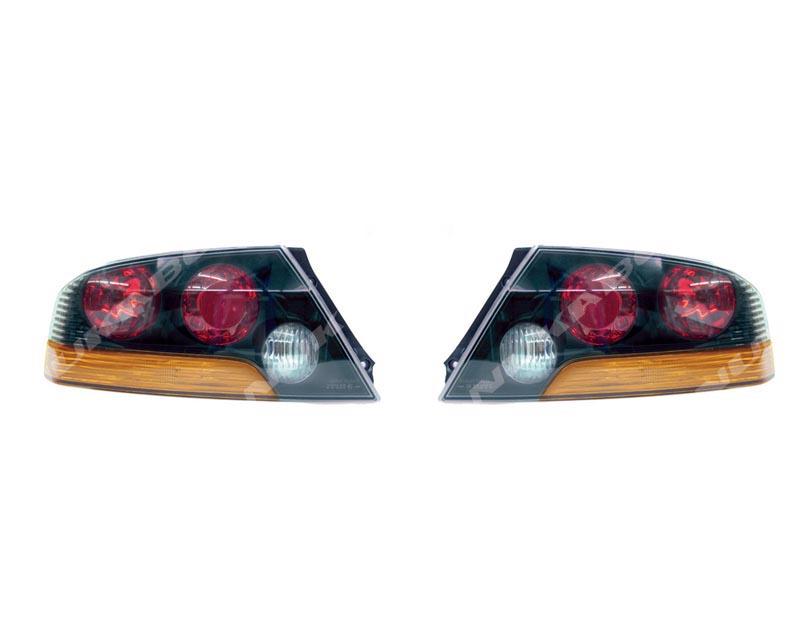 OEM EVO IX MR JDM Tail Lights Mitsubishi EVO VII VIII IX 01-07 - M8330 A159/A160